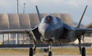 US announces first F-35 in Europe to be based in the UK