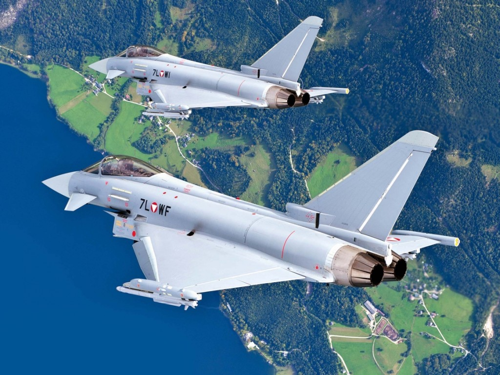 eurofighter ceo welcomes rusi report on airpowerdefencetalk | at