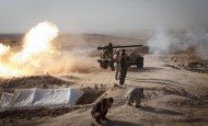IS forced to defend supply lines in Iraq: US