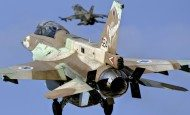 Israel Air Force F-16D