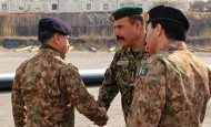 Afghan, Pakistani military leaders coordinate border security