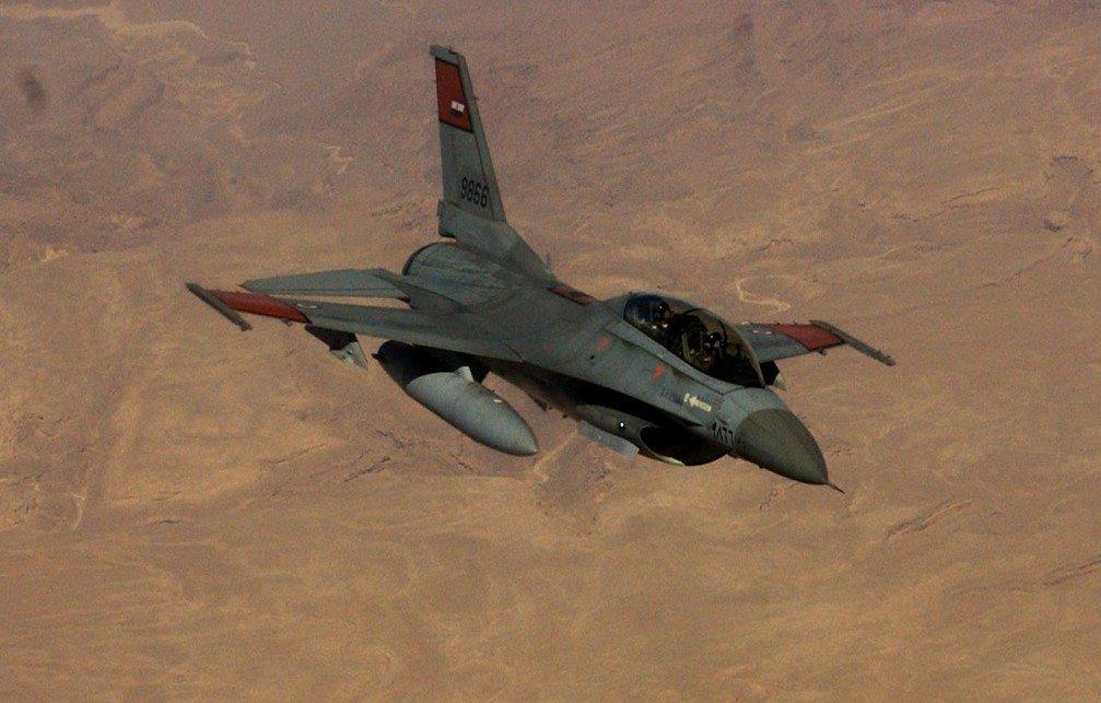 F-16D Egypt