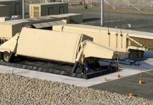 Raytheon's AN/TPY-2 missile defense radar