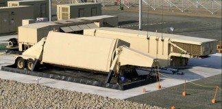 Raytheon's AN/TPY-2 missile defense radar