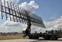 Russian Nebo-M Radar