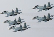 Russian Air Force Fighter Aircraft