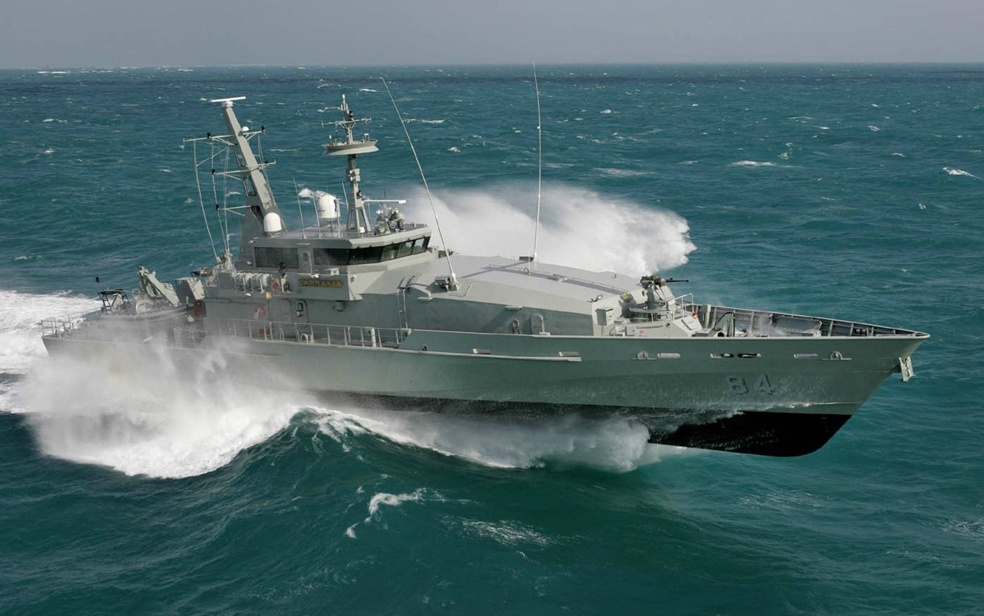 Pictures Of Fast Patrol Boat 108