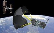 NASA uses CubeSat bus to to test re-enter drag device