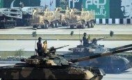 Pakistan holds first national day parade in seven years