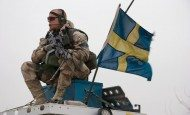Sweden raises military spending amid concerns over Russia