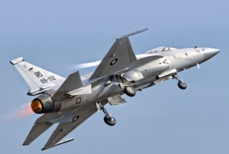 China to Deliver 50 More JF-17 Thunder Jets to ...