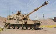 Army accepts delivery of first M109A7 Self-Propelled Howitzer system