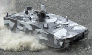 F1 Technology Adapted to Armoured Combat Vehicles by BAE