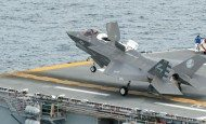 US Marine Corps Begins F-35B Operational Trials