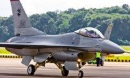 Singapore to Upgrade its F-16 Block 52 Fighter Jets