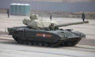 Russia Unveils Next-Generation 'Armata' Tank
