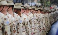 Australia Boost Defence Spending in 2015 Budget
