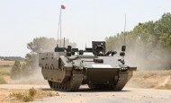 MTU Engines for British Army's Scout SV Armored Fighting Vehicle