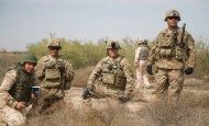 U.S. Soldiers prepare Iraqi army for sustained success