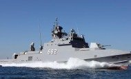 Egypt takes delivery of two US missile ships