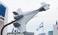 Successful Flight Demo for IAI's HAROP Loitering Munitions at Paris Air Show