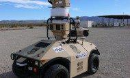 Robot border guards among new airport tech at Paris Air Show