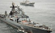 Russia and Egypt hold first ever joint naval drills