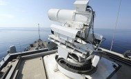 US Navy Plans to Equip Next-Generation Aircraft Carriers With Laser Weapons