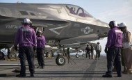 Marine Corps Proves F-35B's Capability At Sea