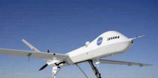 NASA's Predator B UAS, called Ikhana.