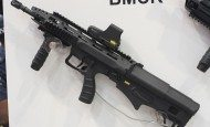 ST Kinetics prototype assault rifles: BMCR & CMCR