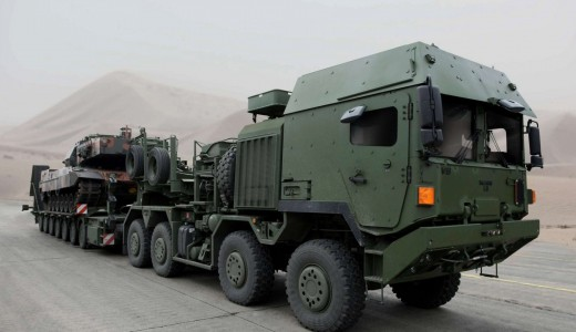 Canada Awards Major Military Procurement Contracts for New Trucks