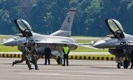 Republic of Singapore Air Force's F-16 Upgrade Program