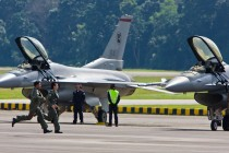 Republic of Singapore Air Force's F-16 Upgrade Program