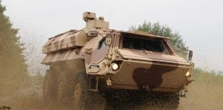 Rheinmetall's Fox NBC reconnaissance vehicle