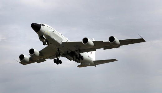 New RAF Intelligence Aircraft to Be Delivered Seven Months Early