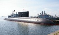 Vietnam receives new Russian sub with Club-S missiles