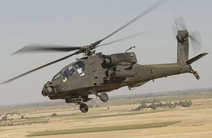 US Army AH-64E Apache
