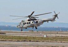 RTAF EC725 helicopter