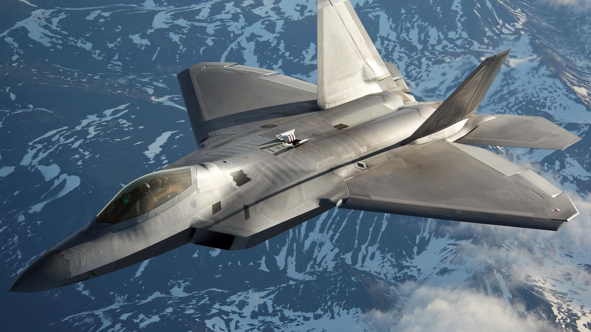 US to deploy F-22 Raptor fighter jets in Europe ...