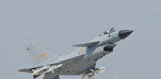 J-10 Fighter Aircraft