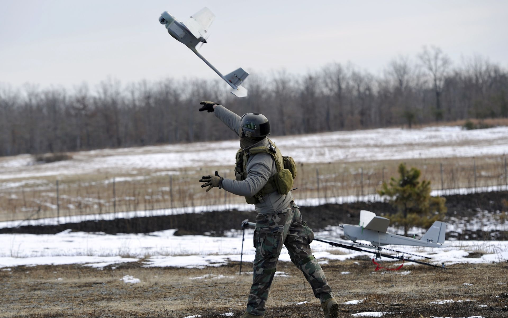 US Army Awards Contract for RQ-11B Raven UAVs for Spanish