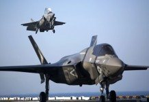 F-35B Lightning II Joint Strike Fighters