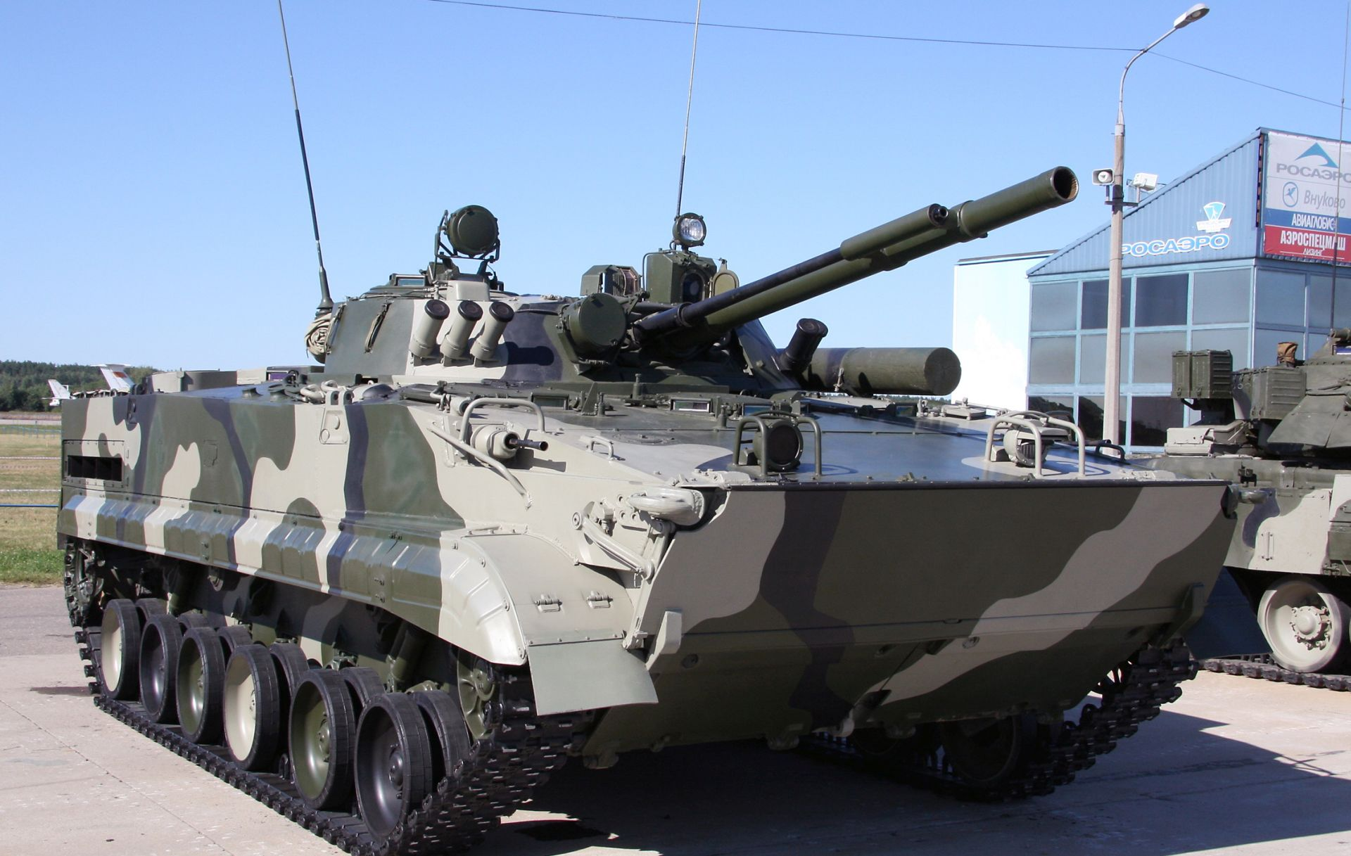Russian army to get more than 200 new bmp 3 armored infantry the publicscrutiny Choice Image
