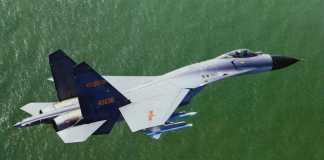 China's J-11B