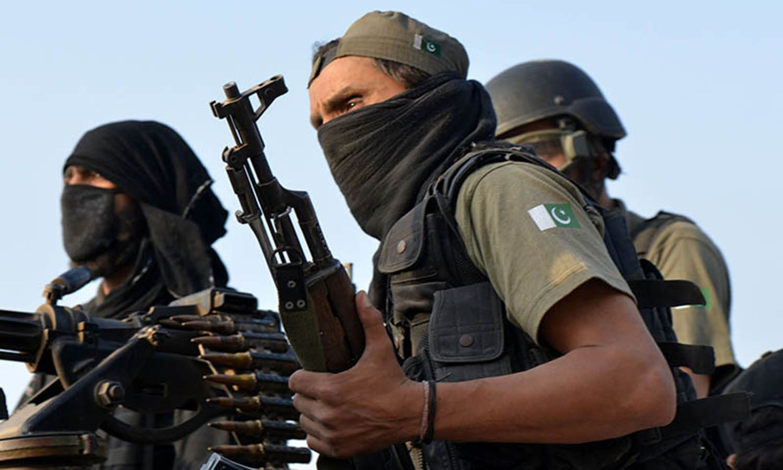 Taliban Gunmen Kill 17 In Pakistan Air Force Base