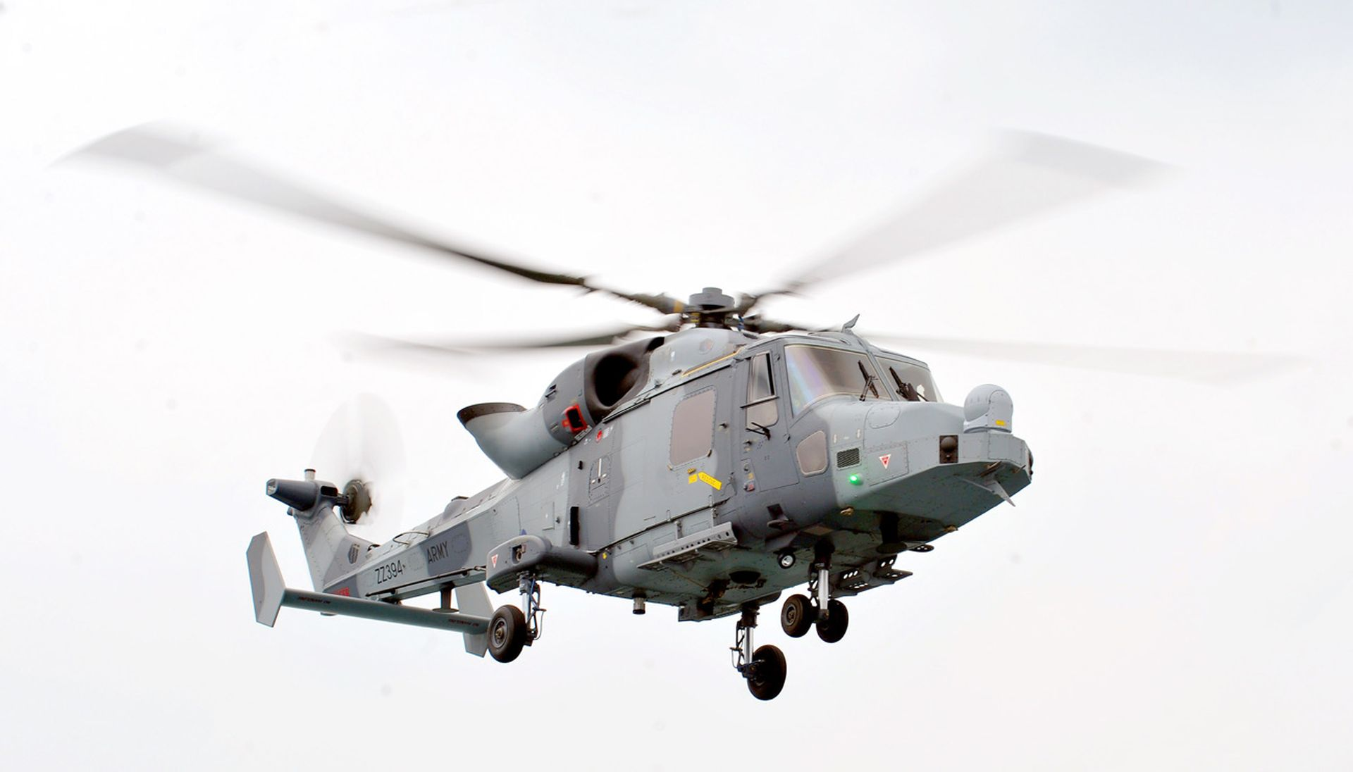 Type 23 Capability Sustainment Programme Royal Navy Wildcat Helicopter