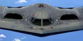 U.S. Air Force B-2
