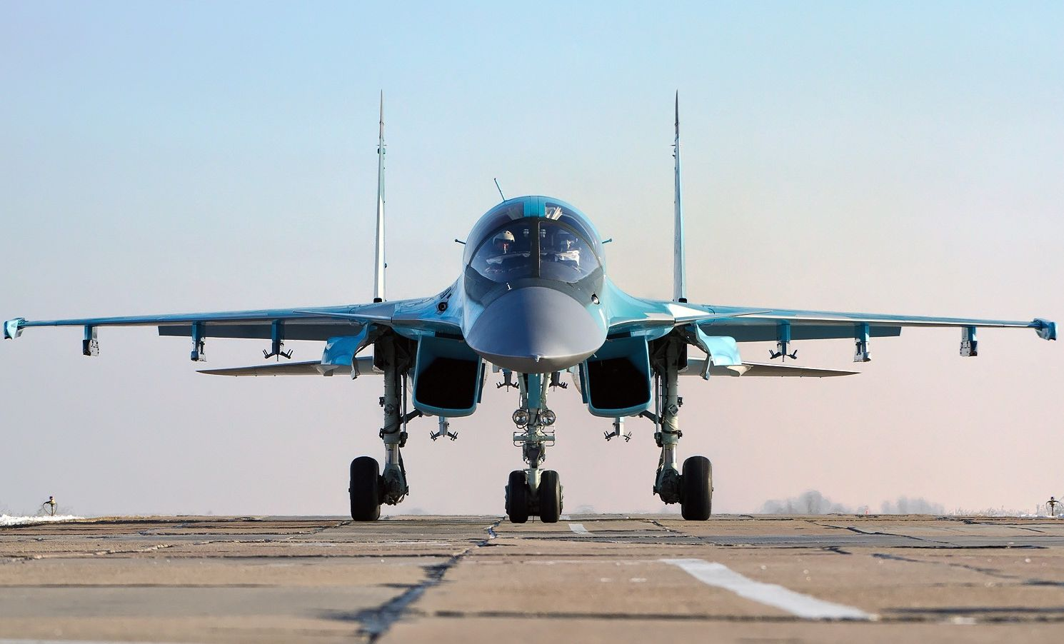 russie - Page 2 Russian_Air_Force_Sukhoi_Su-34