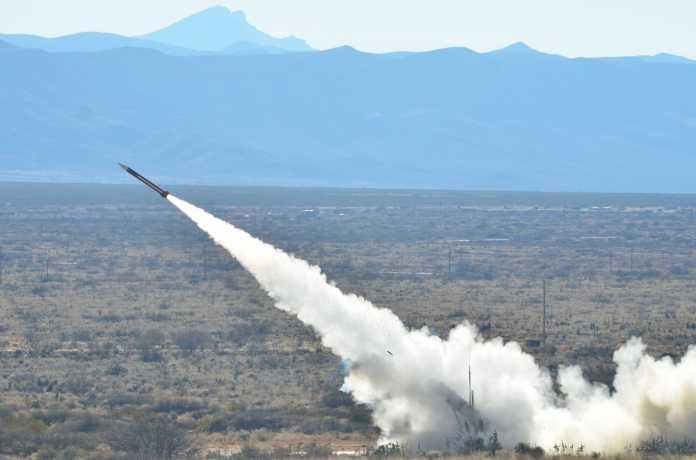 Air Defense Artillery Patriot missile